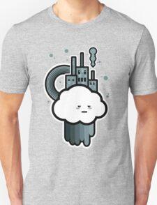 City Cloud Kawaii Vector Shirt T-Shirt