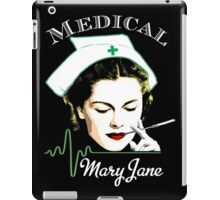 Medical Mary Jane  iPad Case/Skin