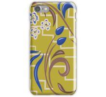 Blue Olives #1 iPhone Case/Skin