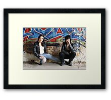 PhotoShoot in the old mill #010 Framed Print