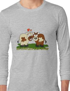 We complete each other Long Sleeve T-Shirt