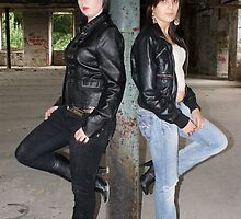 PhotoShoot in the old mill #002 by Andy Beattie