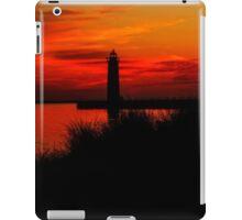 Lake Michigan Summer Night iPad Case/Skin