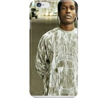 A$AP Rocky -  ALWAYS.STRIVE.AND.PROSPER iPhone Case/Skin