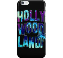 Hollywood Land iPhone Case/Skin