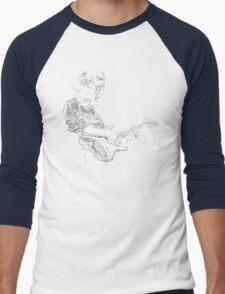 Rory Gallagher Irish tour 74 Men's Baseball ¾ T-Shirt