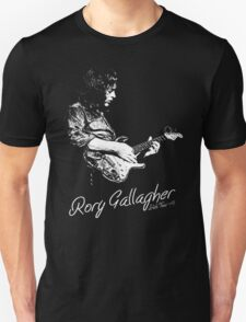 Rory Gallagher Irish tour 74 T-Shirt