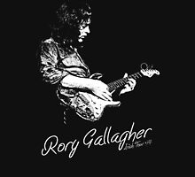 Rory Gallagher Irish tour 74 Unisex T-Shirt