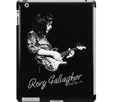Rory Gallagher Irish tour 74 iPad Case/Skin