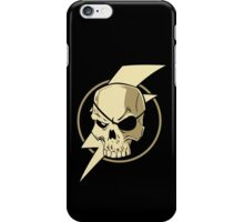 SQUADRON 13 VINTAGE LIGHTNING LOGO iPhone Case/Skin