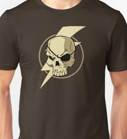 SQUADRON 13 VINTAGE LIGHTNING LOGO T-Shirt