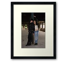 PhotoShoot in the old mill #004 Framed Print