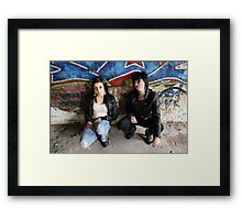 PhotoShoot in the old mill #011 Framed Print