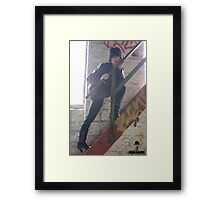 PhotoShoot in the old mill #015 Framed Print