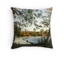 Ivanhoe Crossing Throw Pillow