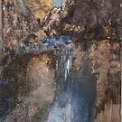 Chasm ...Central Australia by Mrswillow