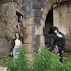 PhotoShoot in the old mill #039 by Andy Beattie