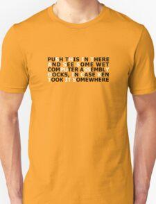 Vulgar Tee T-Shirt