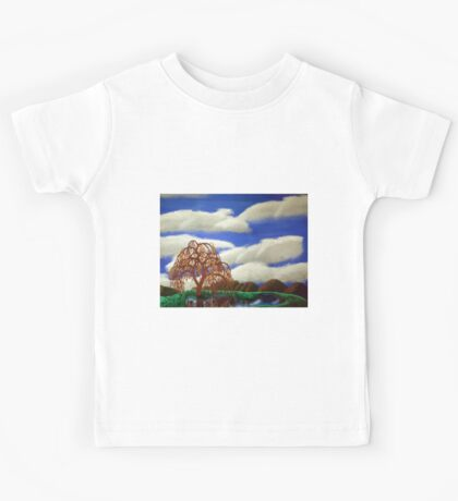 Willow Reflections Kids Tee