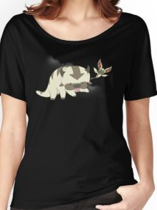 Flying Buddies Women's Relaxed Fit T-Shirt