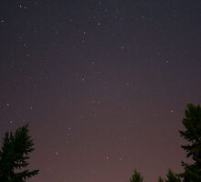 Starry starry night by skreklow