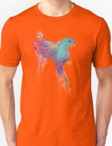 Bird Of Color Unisex T-Shirt