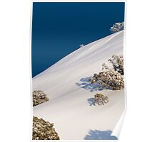 Only a Skier Knows Poster