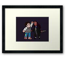 Wizard Buds Framed Print