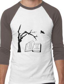A Sin To Kill A Mockingbird Men's Baseball ¾ T-Shirt