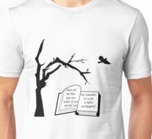 A Sin To Kill A Mockingbird Unisex T-Shirt
