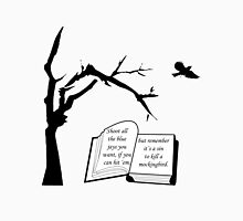 A Sin To Kill A Mockingbird Unisex T-Shirt