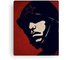 In Soviet Russia... Canvas Print