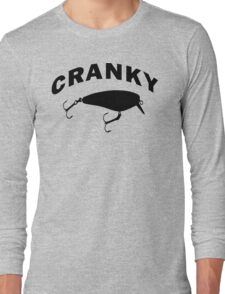 CRANKY Long Sleeve T-Shirt