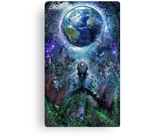 Gratitude For The Earth And Sky, 2015 Canvas Print