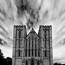Ripon Cathedral by Steven  Lee