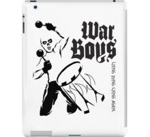 War Boys iPad Case/Skin