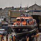 Lifeboat - Civil Service No. 41 by Paul  Eden