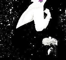 Marilyn Seduced by the Stars II by Saundra Myles