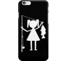 Reel Girl iPhone Case/Skin