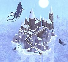 Hogwarts series (year 3: the Prisoner of Azkaban) by Tanguy Leysen