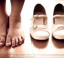 Her Shoes by Deon Van Den Berg