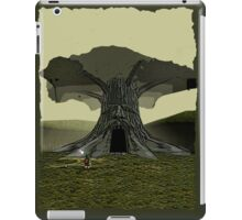 The Legend of Zelda - Great Deku Tree iPad Case/Skin
