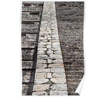 Mayan Stone  Poster