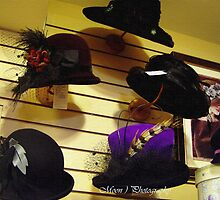 hat shop by Moon Black