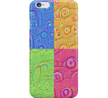 Deep Dreaming of a Color World 3K iPhone Case/Skin