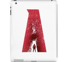Superhero Alphabet : A iPad Case/Skin