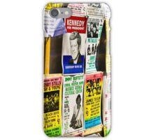 Pop Art Wall iPhone Case/Skin