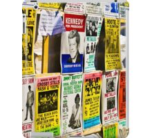 Pop Art Wall iPad Case/Skin