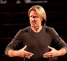 Eric Whitacre... on anything by Brett Leavelle