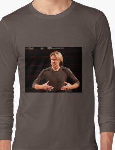 Eric Whitacre... on anything Long Sleeve T-Shirt
